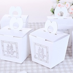Double Happiness Gift Favor Box