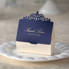 Sweet Love House Shaped Favor Boxes
