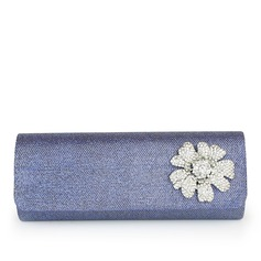 Shining Satin Clutches/Wristlets