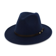 Unisex Eye-catching Felt Fedora Hat