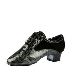 Men's Real Leather Modern Jazz Ballroom Tango Dance Shoes
