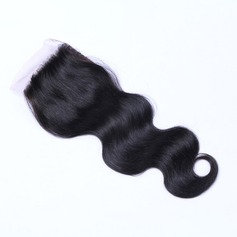 5A Virgin/remy Body Human Hair Closure (Sold in a single piece) 40g