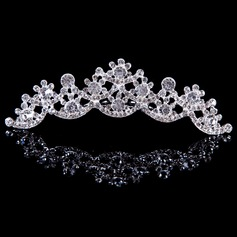 Shining Alloy/Rhinestones Ladies' Hair Jewelry