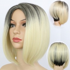 Straight Bob Synthetic Wigs