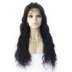 Wavy Human Hair Wigs Lace Front Wigs
