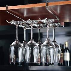 Classic Stainless Steel/Plating Glasses Holder  (052095648)