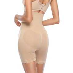 Women Sexy Chinlon Breathability/Butt Lift High Waist Shorts Shapewear (125204191)