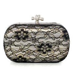 Elegant Stainless Steel Clutches