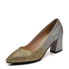 Femmes PU Talon bottier Escarpins avec Autres chaussures