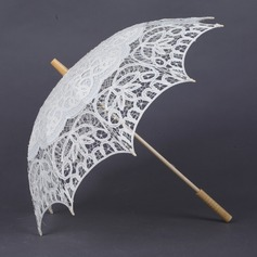 Delicate Cotton Umbrellas