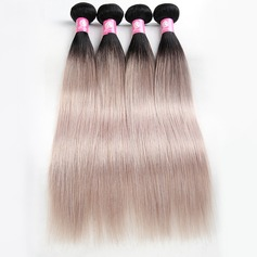 4A Non remy Straight Human Hair Human Hair Weave (Sold in a single piece) 100g