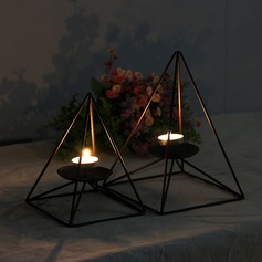 simple iron Home Décor (Set of 2)
