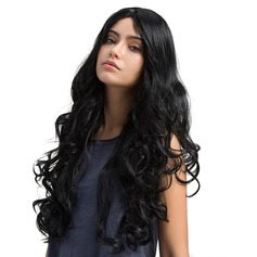 Curly Long Synthetic Wigs (Sold in a single piece)
