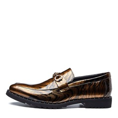 Men's Leatherette Horsebit Loafer Casual Dress Shoes Men's Loafers (260207991)