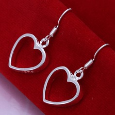 Lovely Silver Plated Ladies' Fashion Earrings