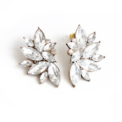 Ladies' Elegant Alloy Earrings For Bride/For Bridesmaid (011234554)