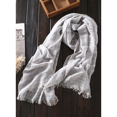 Striped Neck/Shawls Scarf