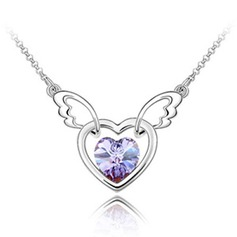 Gorgeous Alloy With Crystal Women's Necklaces