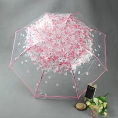 Pearl light Wedding Umbrellas