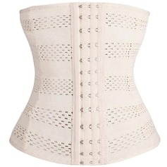 Women Charming Rubber High Waist Waist Cinchers Shapewear