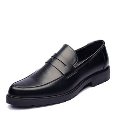 Men's Microfiber Leather Penny Loafer Casual Men's Loafers