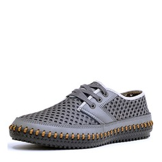 Mannen mesh Casual Loafers voor heren