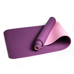 Outdoor Beautiful Classic TPE Yoga Mat