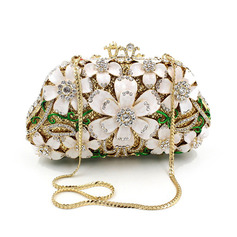 Gorgeous/Refined/Bright PU Clutches/Luxury Clutches/Evening Bags