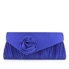 Unique Satin/Silk Clutches