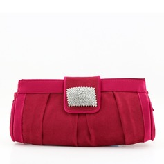 Gorgeous Satin/Velvet Clutches