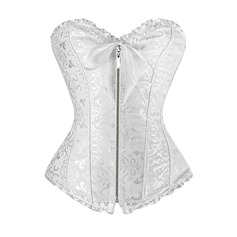 Women Sexy Polyester Waist Cinchers Shapewear (125144575)