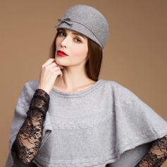 Ladies' Lovely Wool Bowler/Cloche Hats