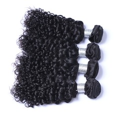 7A Primary cutting Curly Human Hair Human Hair Weave (Sold in a single piece) 100g