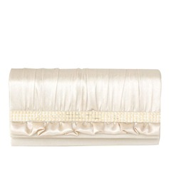Gorgeous Satin Clutches