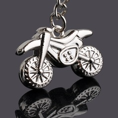 Classic Cool Motorcycle Design Zinc alloy Keychains