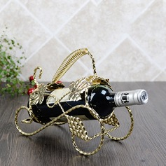 Grape Shape Alloy Bottle Holder / Wine Rack