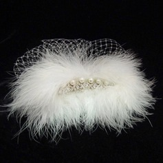 Gorgeous Feather/Tulle Fascinators/Flowers & Feathers