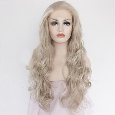 Wavy Synthetic Hair Lace Front Wigs 200g