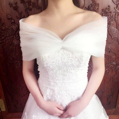 Lace Polyester Wedding Wrap