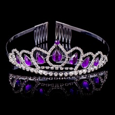 Mode Cristal/Alliage Tiaras
