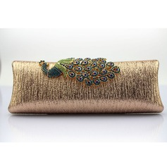 Classical PU Clutches/Wristlets