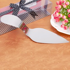Shoes Design Zinc Alloy Cake Server