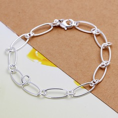 Beautiful Silver Plated Ladies' Fashion Bracelets