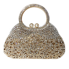 Elegant/Shining/Attractive Alloy Clutches/Bridal Purse/Luxury Clutches/Evening Bags