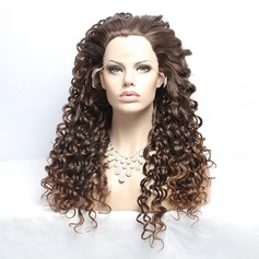 Curly Synthetic Hair Capless Wigs