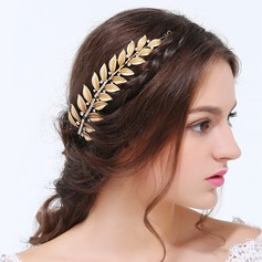 Ladies Vintage Alloy Headbands With Rhinestone
