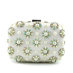 Crystal/ Rhinestone/Sparkling Glitter/Abrasive Cloth/Beading Clutches/Bridal Purse