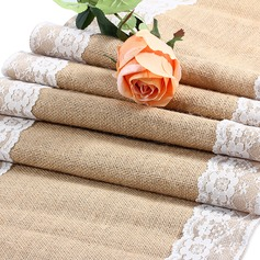 Tablecloth Linen Simple Nice Table Centerpieces