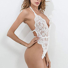 Charming Spandex Wireless Bridal Lingerie/Teddies