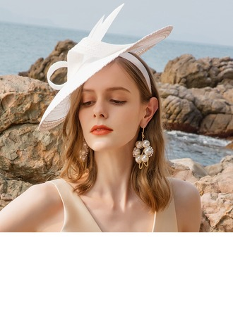 Ladies' Beautiful/Glamourous/High Quality Polyester Fascinators
